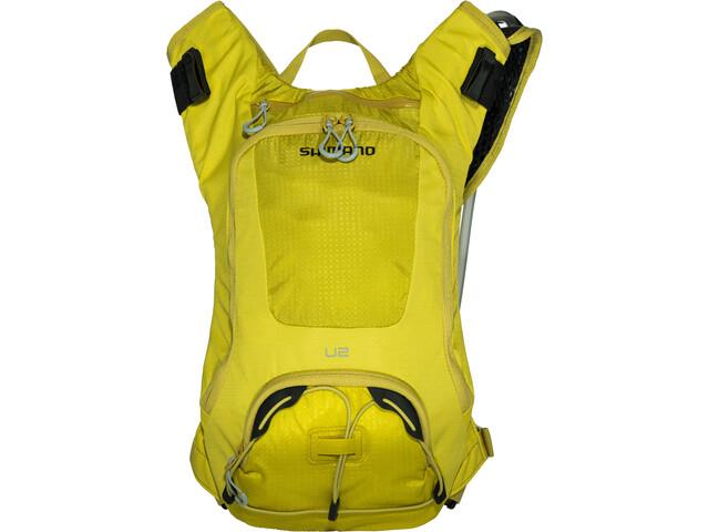 Shimano Unzen 2 Reservoir Hydration Backpack 2L bottle, warm olive